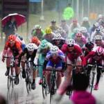 Na trci u Umagu biciklisti po pljusku promašili stazu