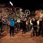 23. Kritična masa – Slavija za bicikliste