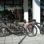 Biciklistička solidarnost subotom