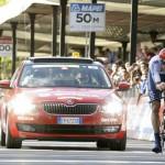 Biciklista Vigins postao plemić