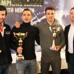 Ivan Stević i Aleksa Marić najbolji u Ligama Srbije u 2103