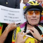 Rekorder u biciklizmu sa 102 godine