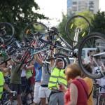 Prvi biciklistički defile u Nišu!