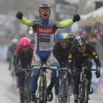 Kišnu 6. etapu Tireno-Adriatika osvojio Sagan