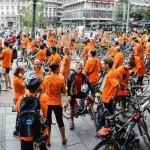 """Narandžasta biciklistička vožnja"" sutra u Beogradu"
