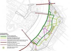 Pogledajte kako će izgledati biciklističke staze na Savamali