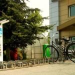 Novi Sad dobio još dve stanice za popravku bicikala