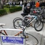 Otvoren parking za bicikle na Vračaru