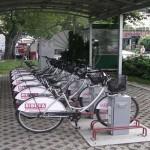 Nova biciklistička stanica na Bulevaru Evrope