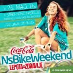 NS Bike Weekend: Pridružite nam se u rekreativnoj vožnji biciklovima kroz Novi Sad!