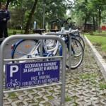 """""""Parking servis"""" donirao bicikle SRC """"Pionirski grad"""""""