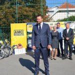 AMSS poklonio bajseve Zavodu za vaspitanje dece i omladine