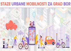 Bor dobio interaktivnu GIS platformu za urbanu mobilnost